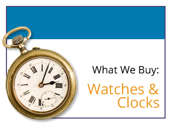 Watches And Clocks