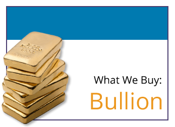 What We Buy: Bullion